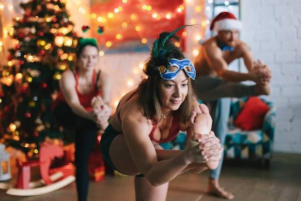 Бикрам йога - медитация в движении