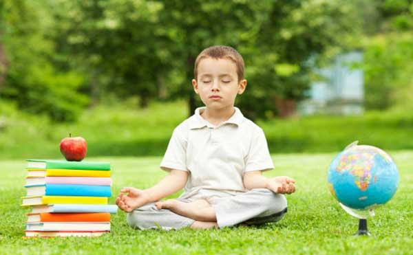 Медитация для детей