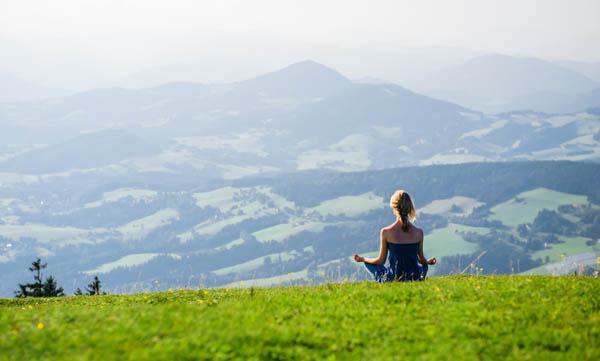 Мантра-медитация.