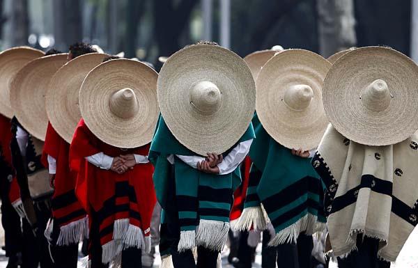 Замуж за мексиканца
