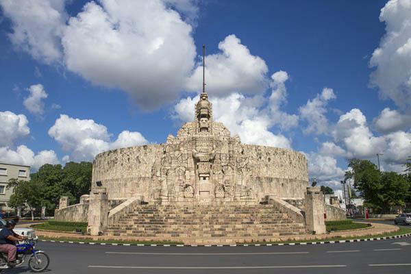 Пасео де Монтехо, Мерида, Мексика.