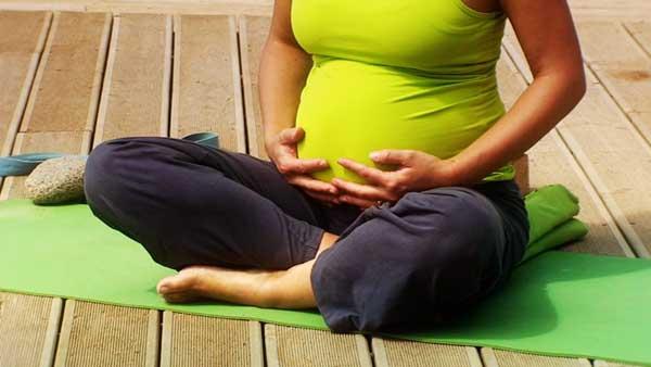 Йога для беременный с Еленой Якименко