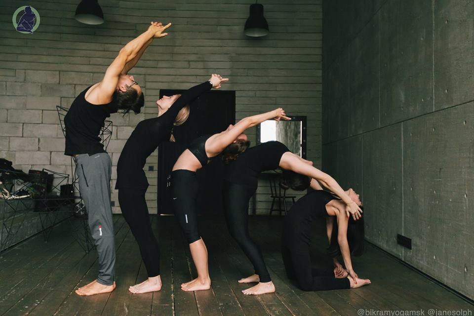 9 причин пройти челлендж по Бикрам йоге