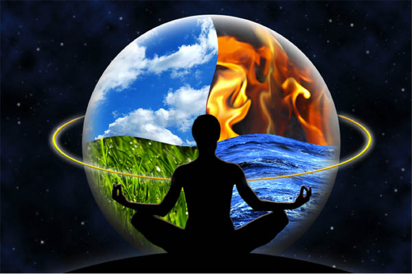Медитация «Энергия земли и космоса»
