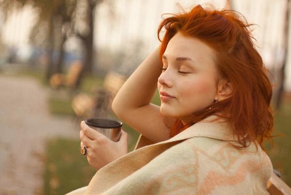 Счастье в мелочах, кофе.