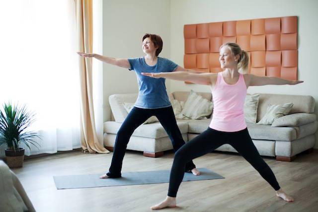 Даша Морозова о йогатерапии