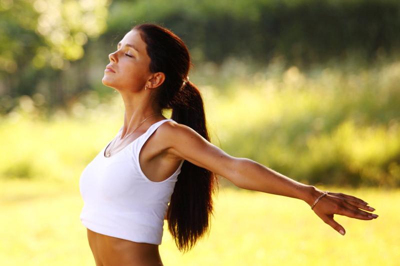 Гормональная йога для женщин.