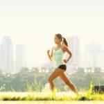 Бикрам йога и бег