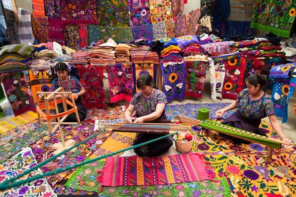 Мексиканский рынок.
