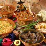 Основные блюда мексиканской кухни