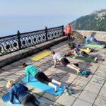 Йога-поход «7 шагов к себе» в Крыму 2-8 августа 2020г.