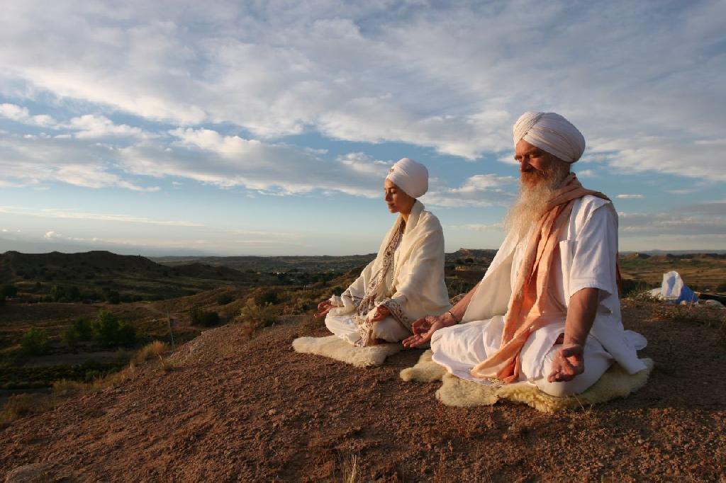 Йогические виды медитации.
