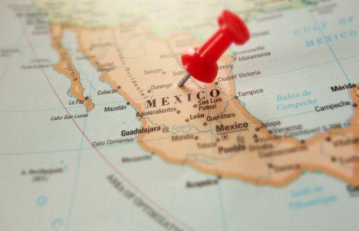 Эмиграция в Мексику.