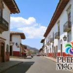 «Волшебные» города Мексики. Pueblos mágicos